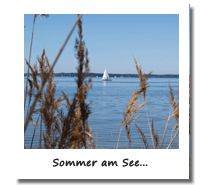 Sommer am Chiemsee.